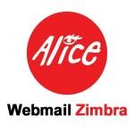 Alice Webmail Zimbra sur webmail.aliceadsl.fr