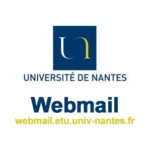 Webmail Nantes sur webmail.etu.univ-nantes.fr